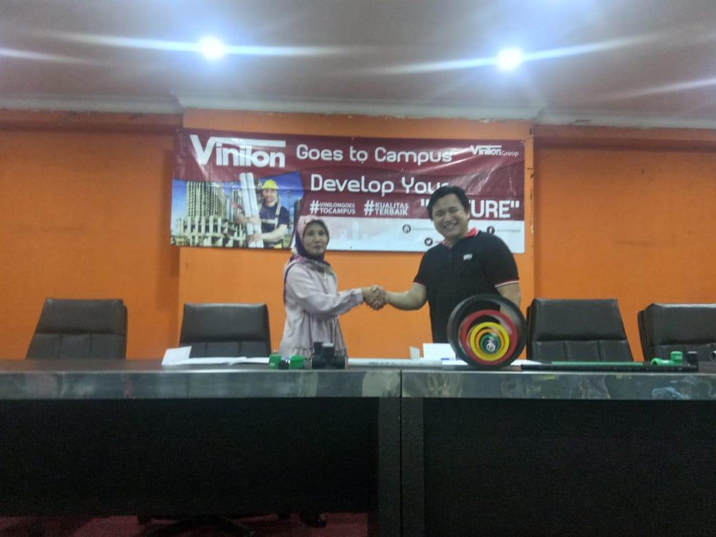 """Seminar Perguruan Tinggi """"Inovasi Pipa Plastik Indonesia"""""""